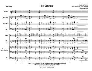 Jazz Ensemble/Combo | beginning band